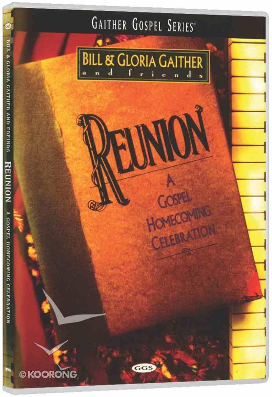 Reunion - a Gospel Homecoming Celebration (Gaither Gospel Series) DVD