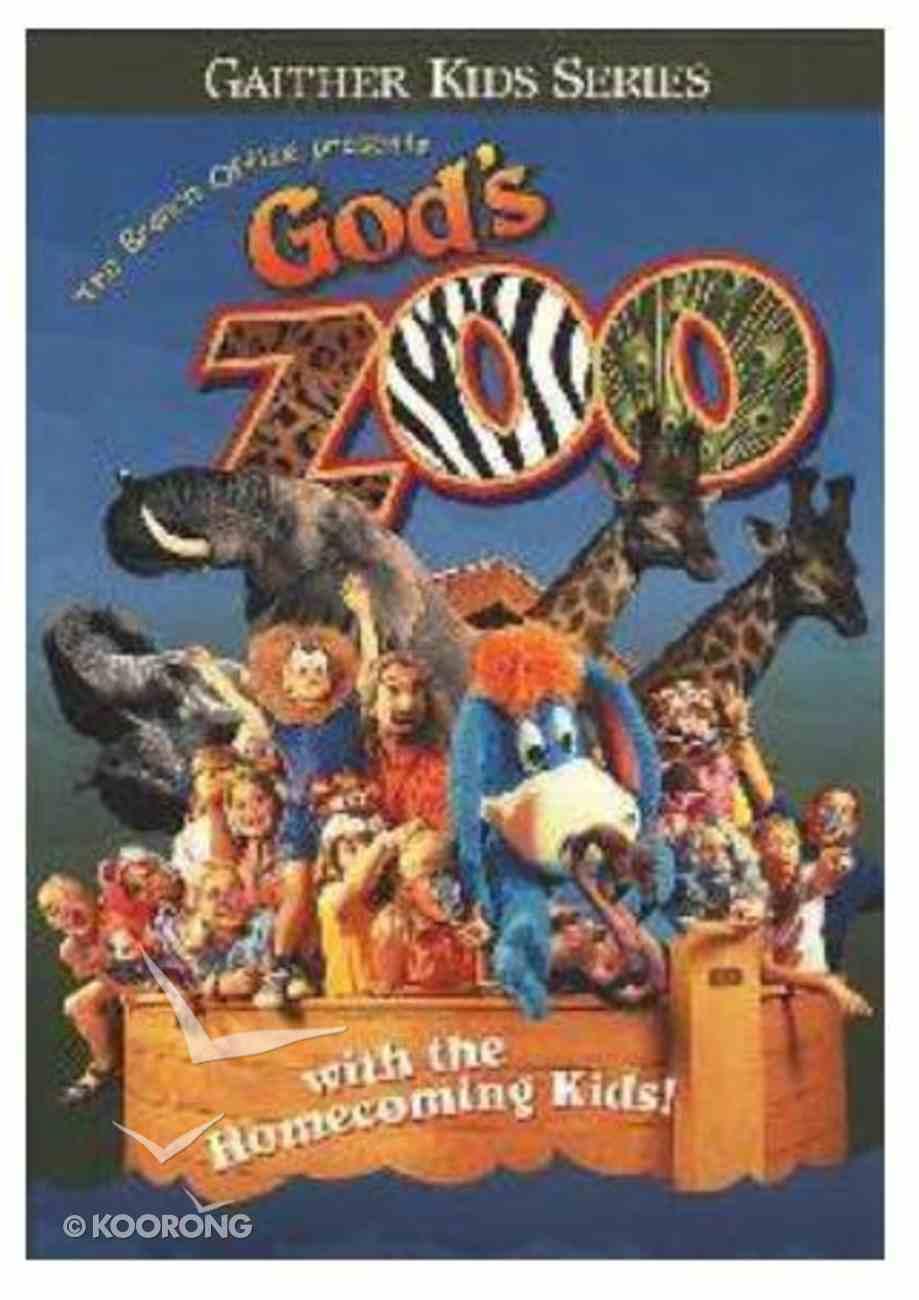 God's Zoo DVD
