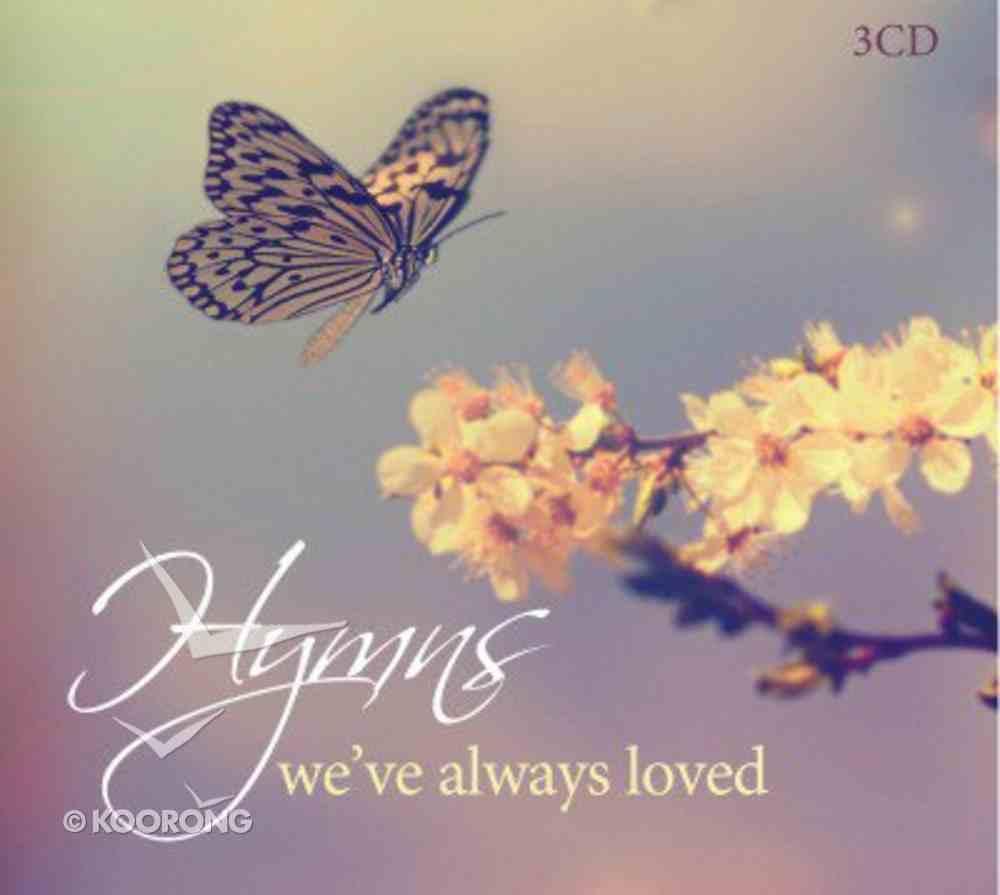 Hymns We've Always Loved (3 Cds) CD