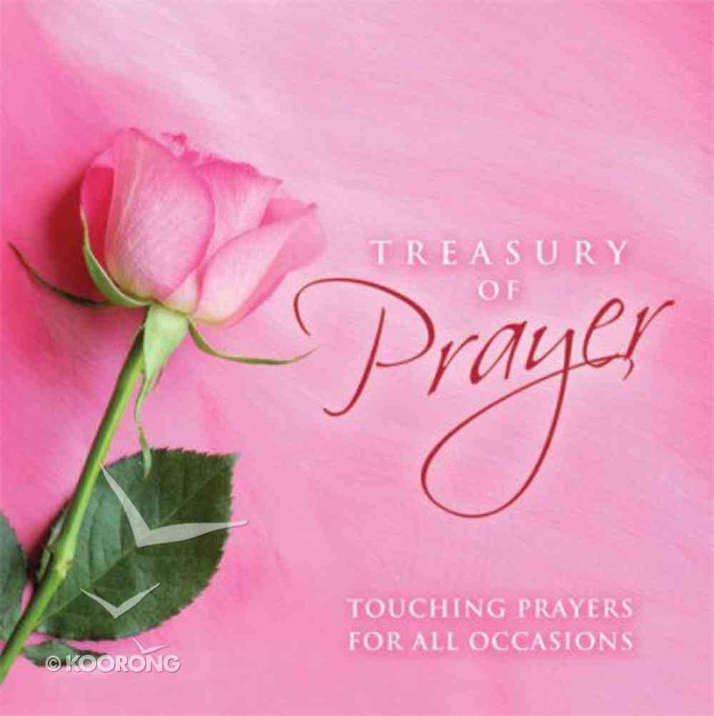 Treasury of Prayers CD