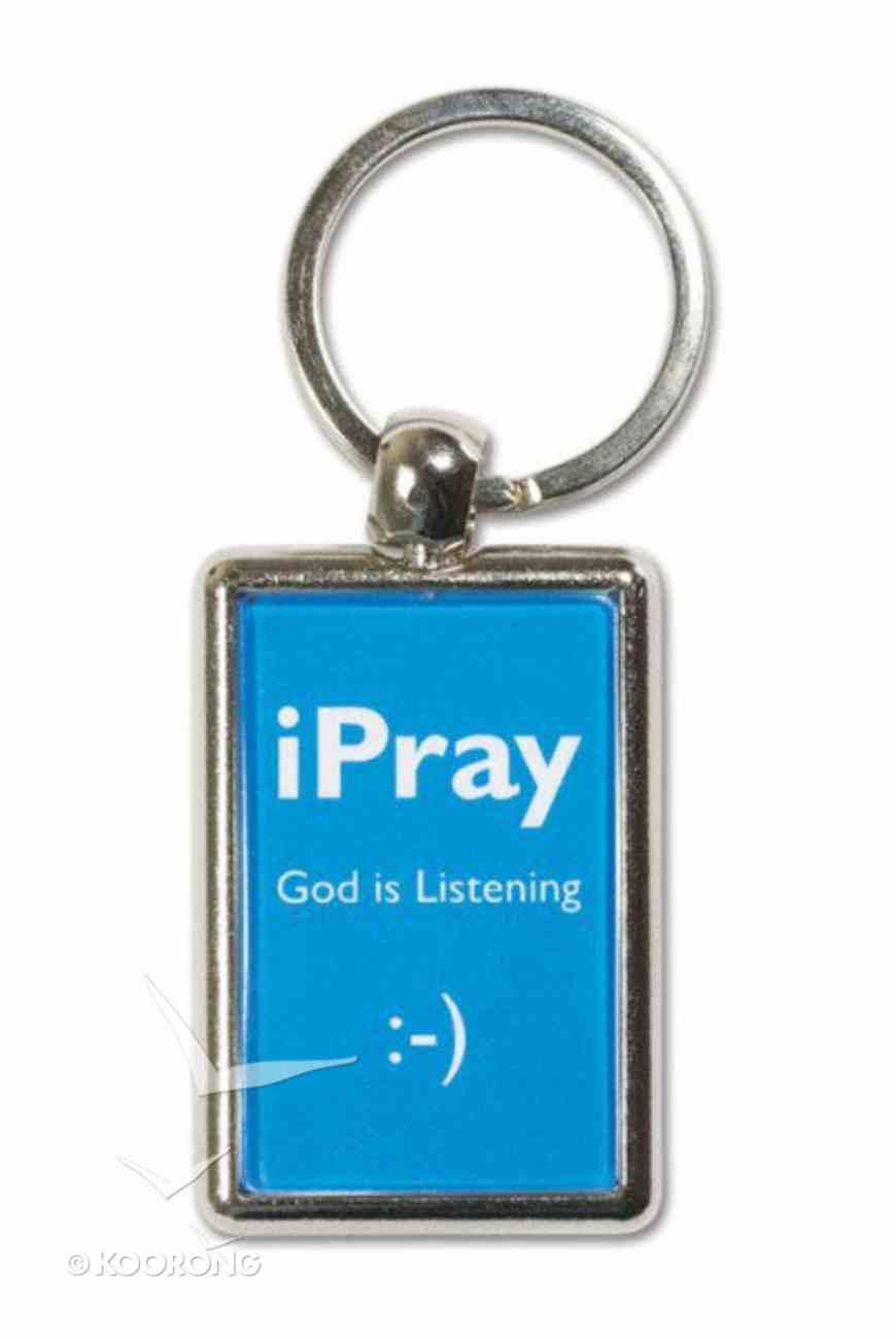 Keyring: Ipray God is Listening Jewellery