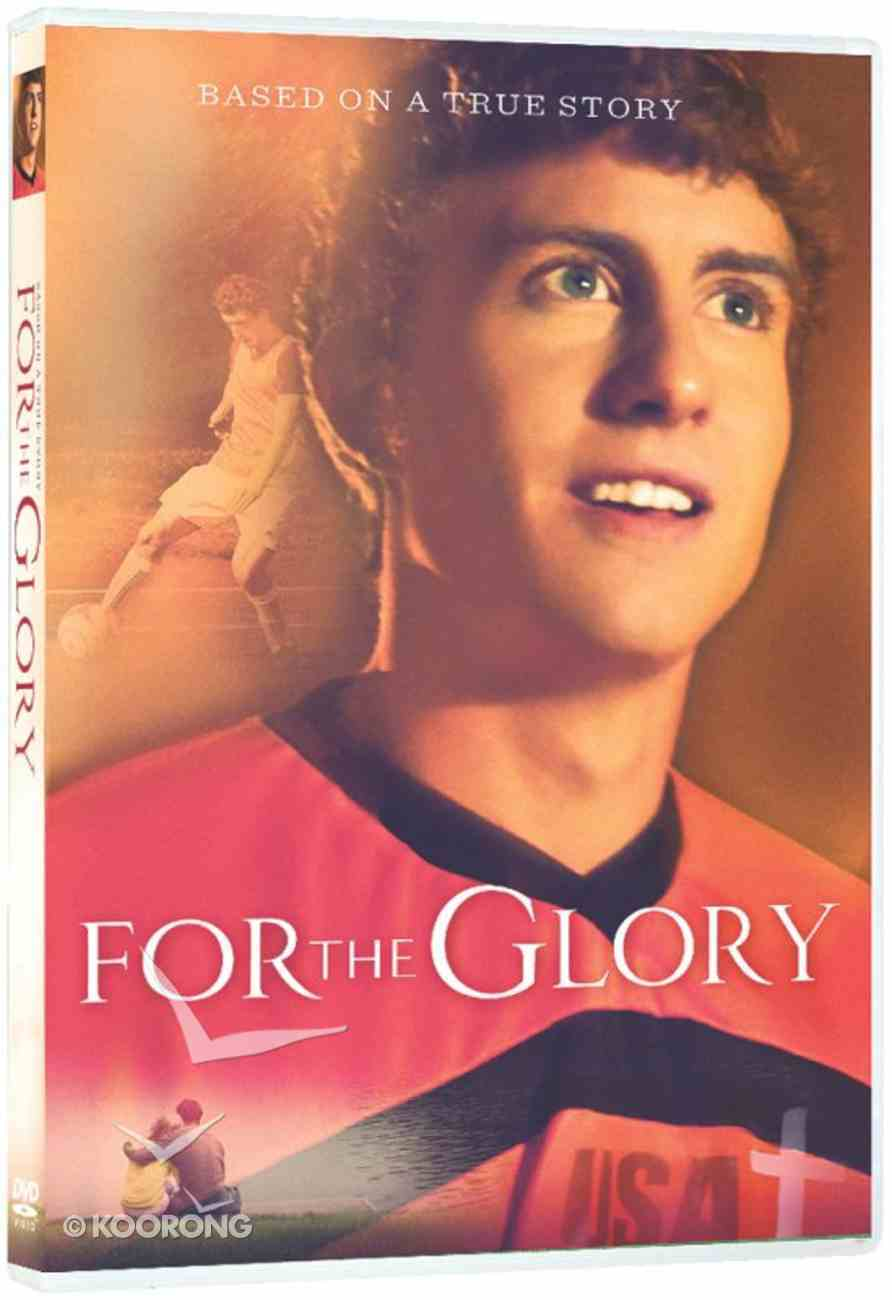 For the Glory DVD