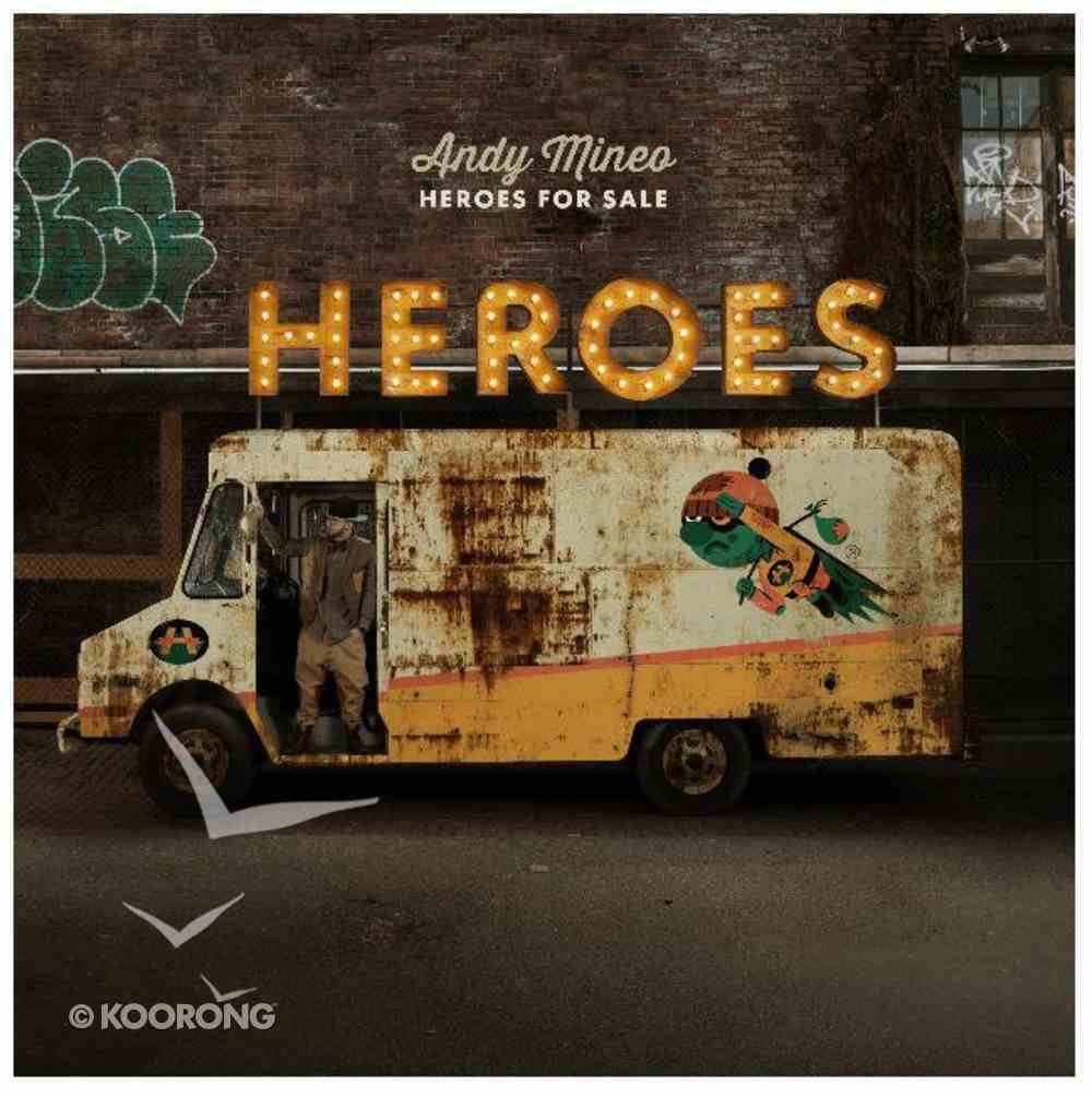 Heroes For Sale CD