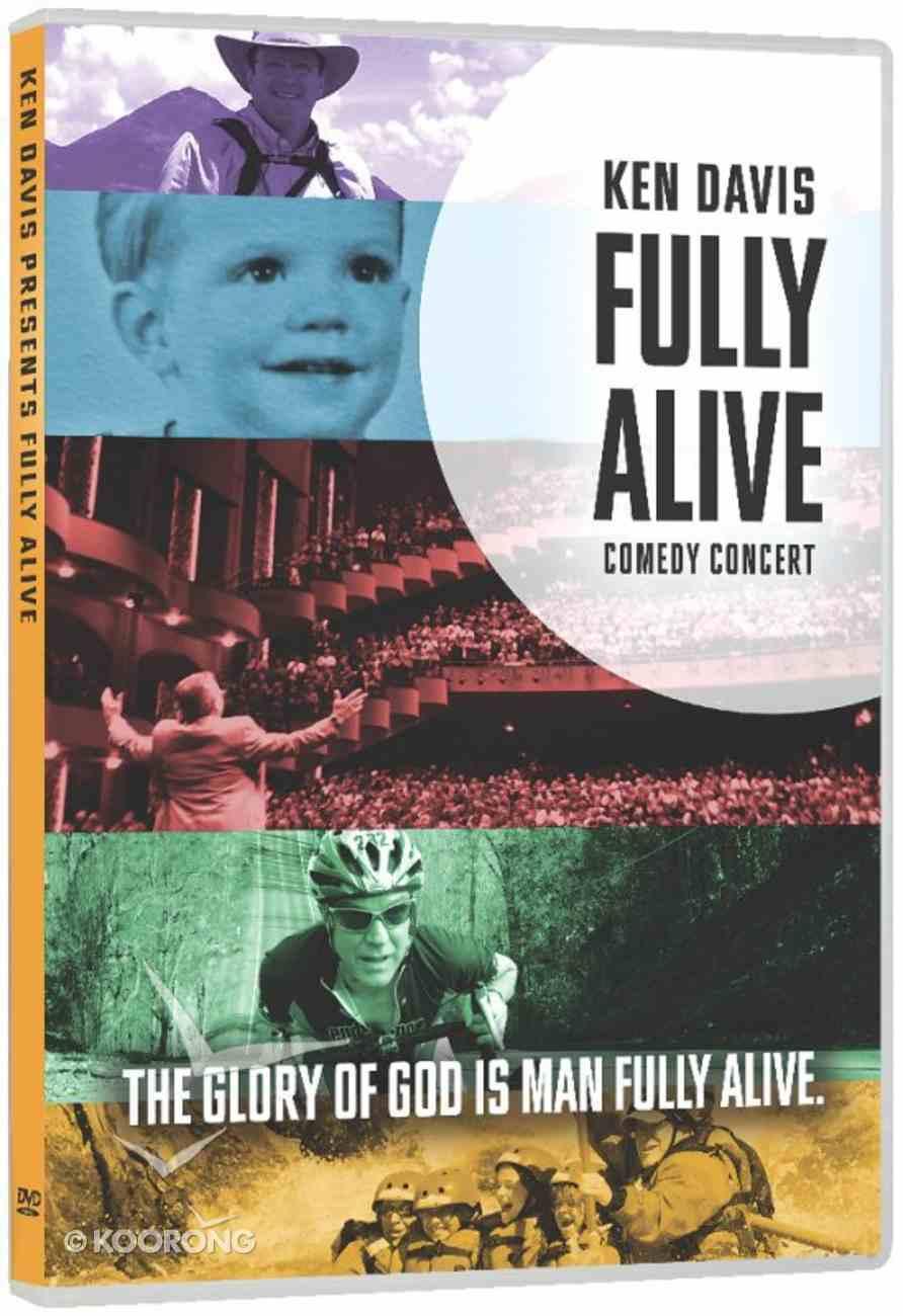 Fully Alive DVD