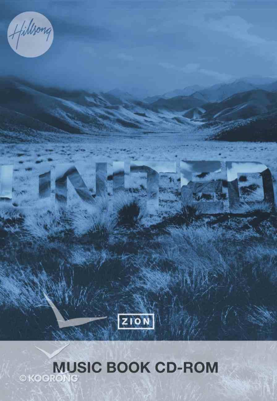 Hillsong United 2013: Zion (CDROM Music Book) (United Live Series) CD-rom