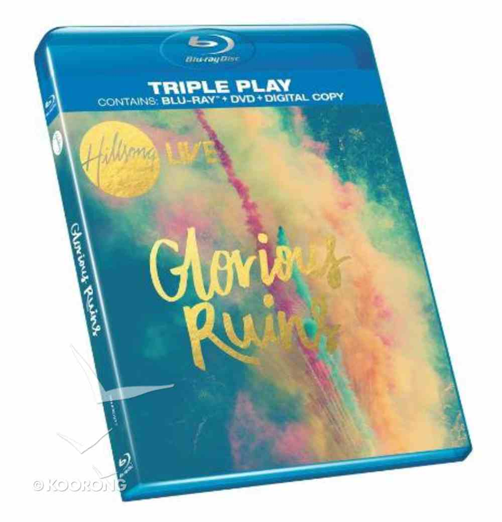 2013 Glorious Ruins (Blu-ray) Blu-ray Disc