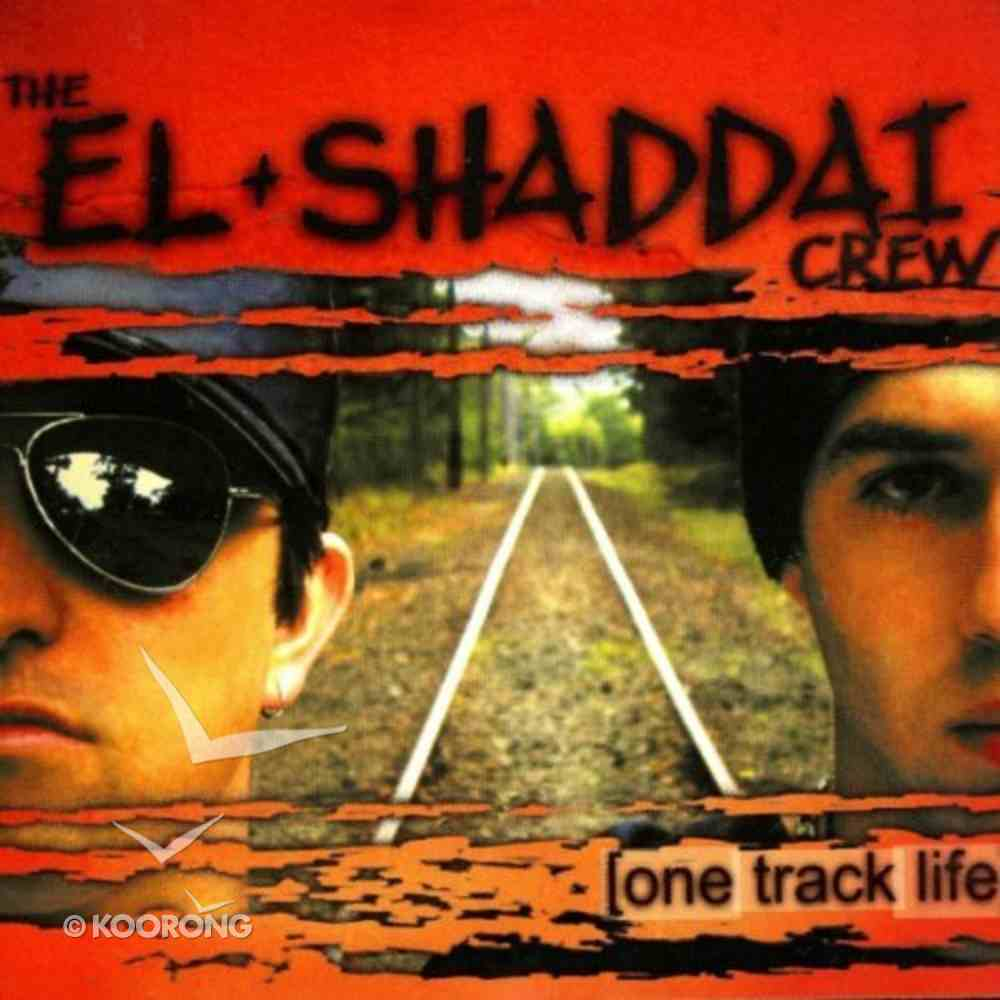 One Track Life CD