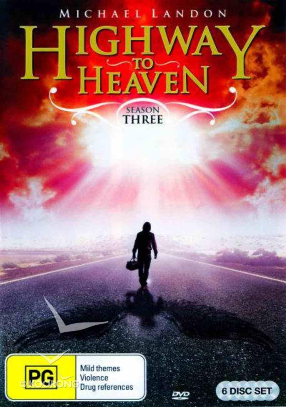 Highway to Heaven - Season 3 (6 Discs) (Highway To Heaven Series) DVD