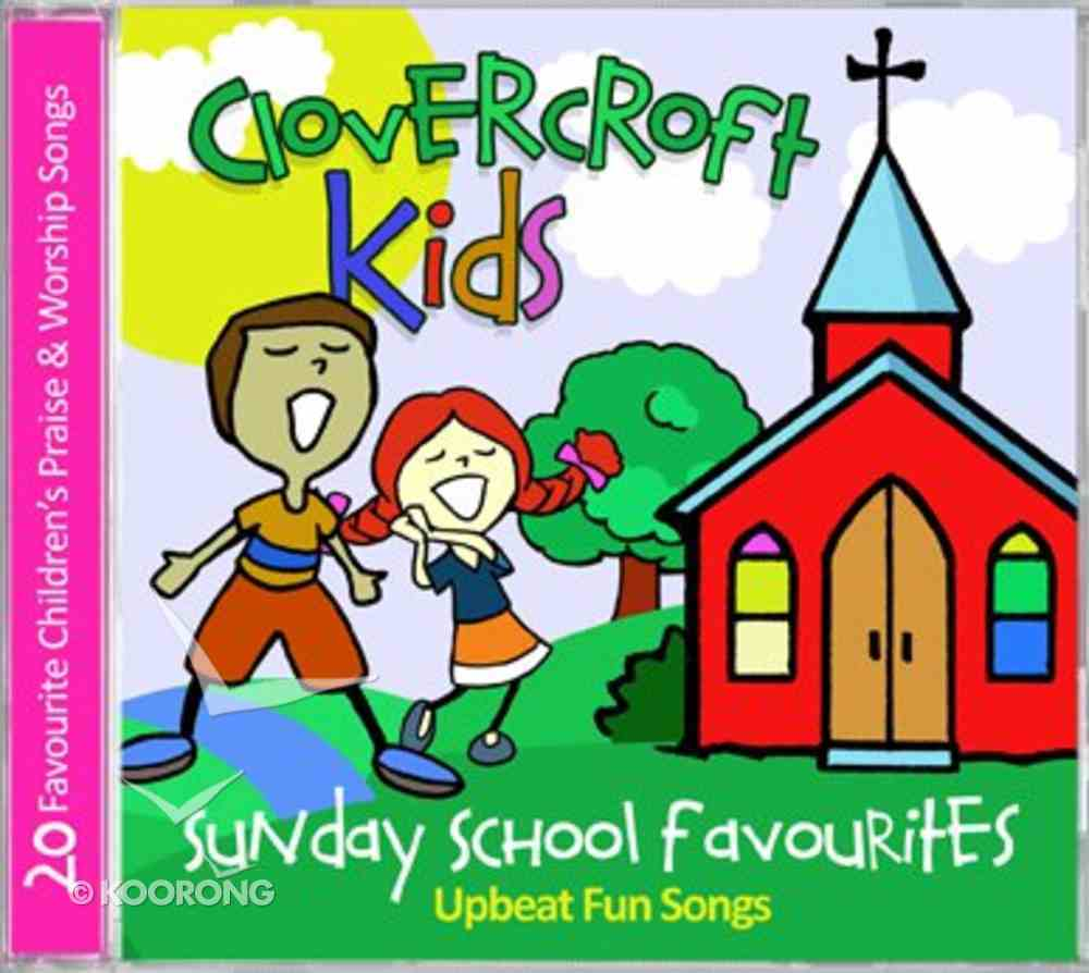 Clovercroft Kids: Sunday School Songs CD
