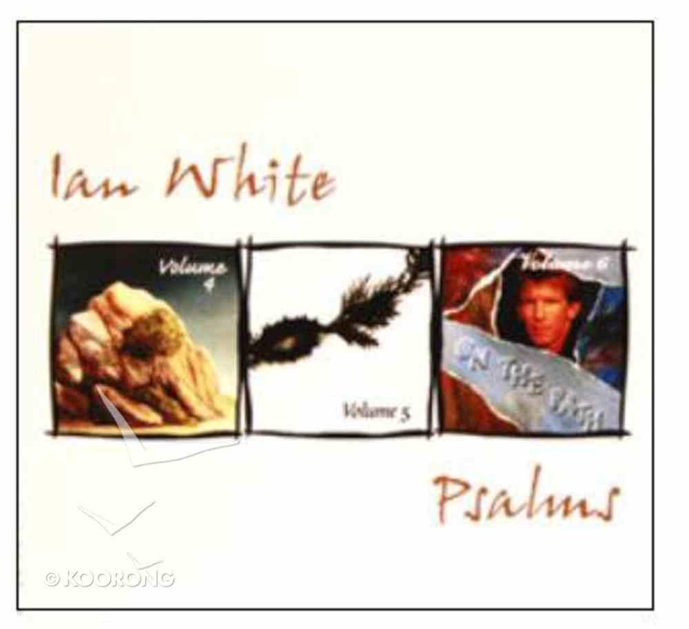Ian White: Psalms 4,5 and 6 CD