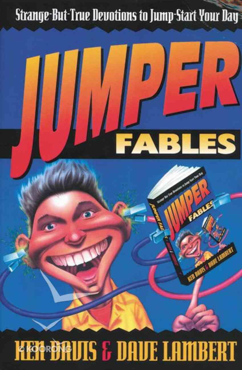 Jumper Fables Paperback