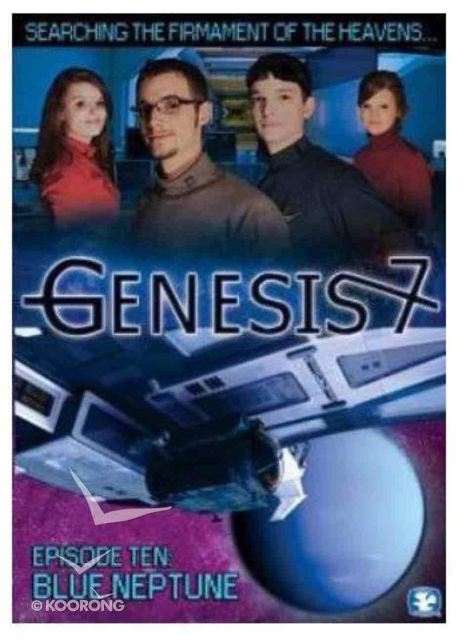 Blue Neptune (25 Mins) (#10 in Genesis 7 Series) DVD