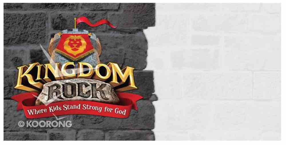 Logo Outdoor Banner (Kingdom Rock Series) Novelty