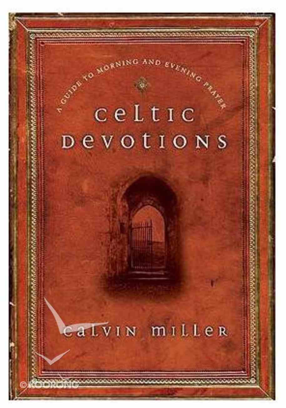 Celtic Devotions Paperback