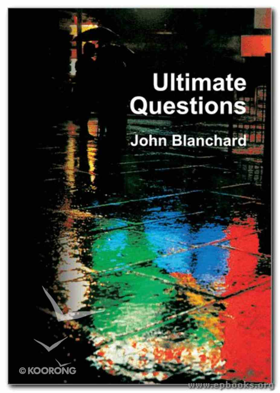 Ultimate Questions (Chichewa) Booklet