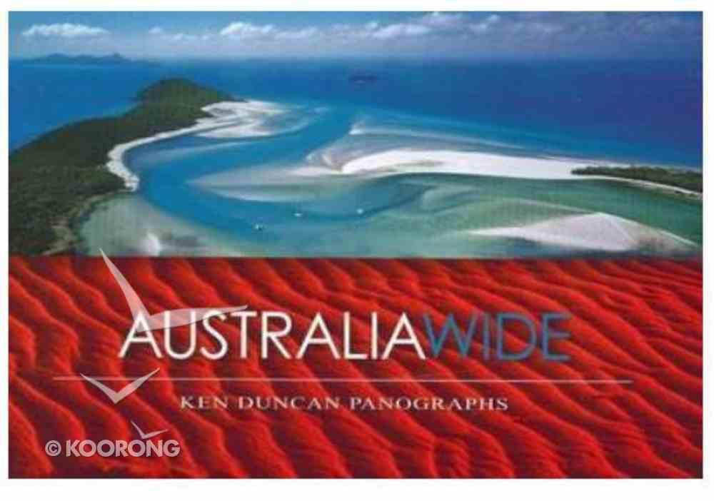 Australia Wide Hardback