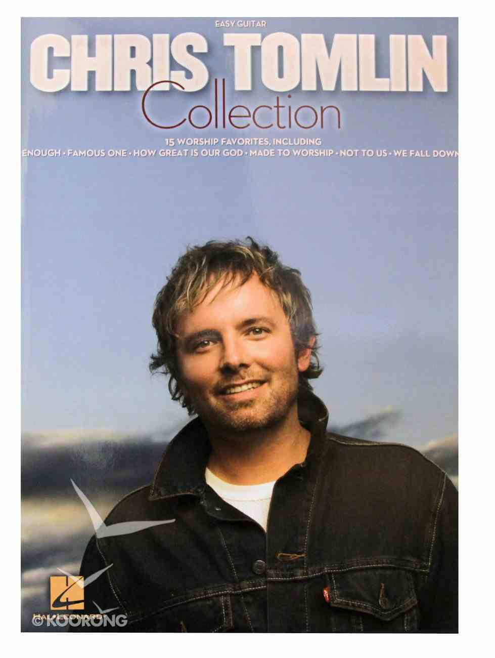 Chris Tomlin Collection (Music Book) Paperback