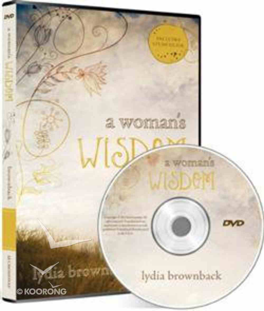 A Woman's Wisdom (Ten 20 Minute Sessions) DVD
