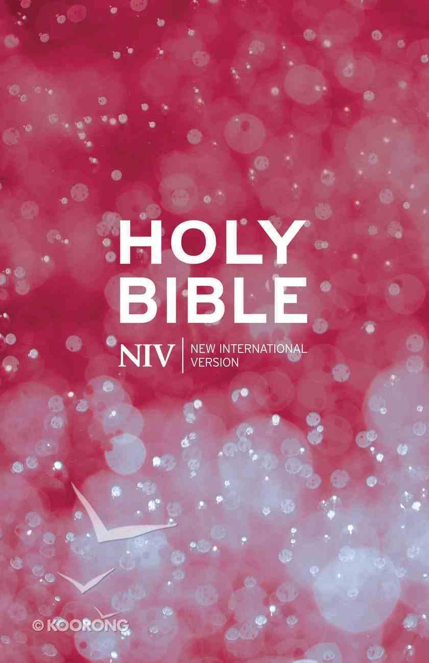 NIV Thinline Bible Paperback