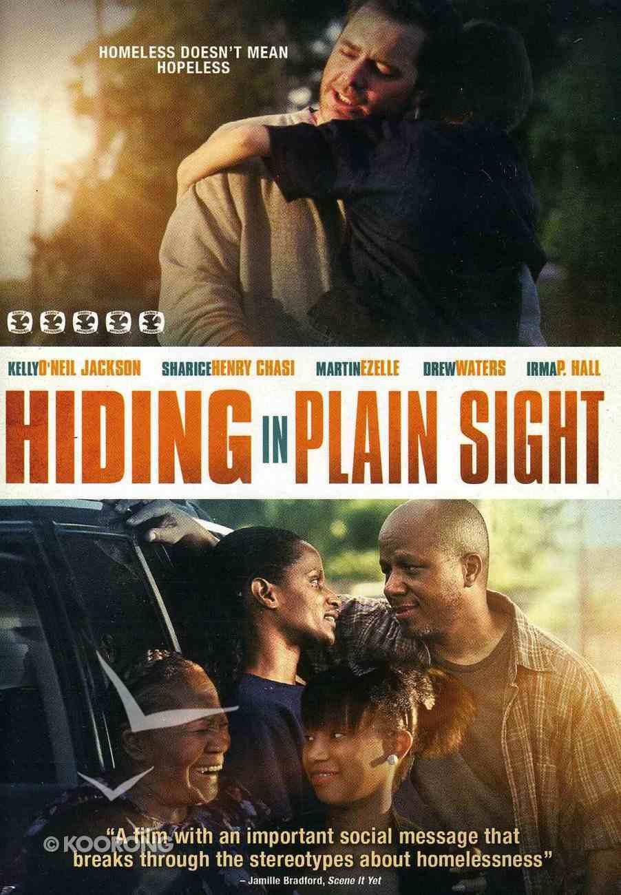 Hiding in Plain Sight (90 Mins) DVD