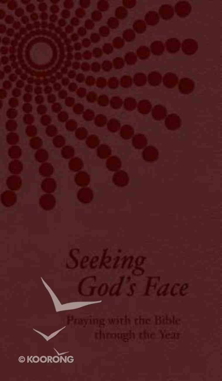 Seeking God's Face (Compact Size) Imitation Leather