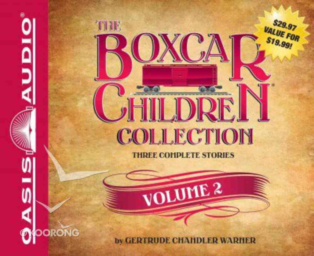 Bcca (Unabridged, 6 Cds) (Volume 02) (#02 in Boxcar Collection Audio Series) CD