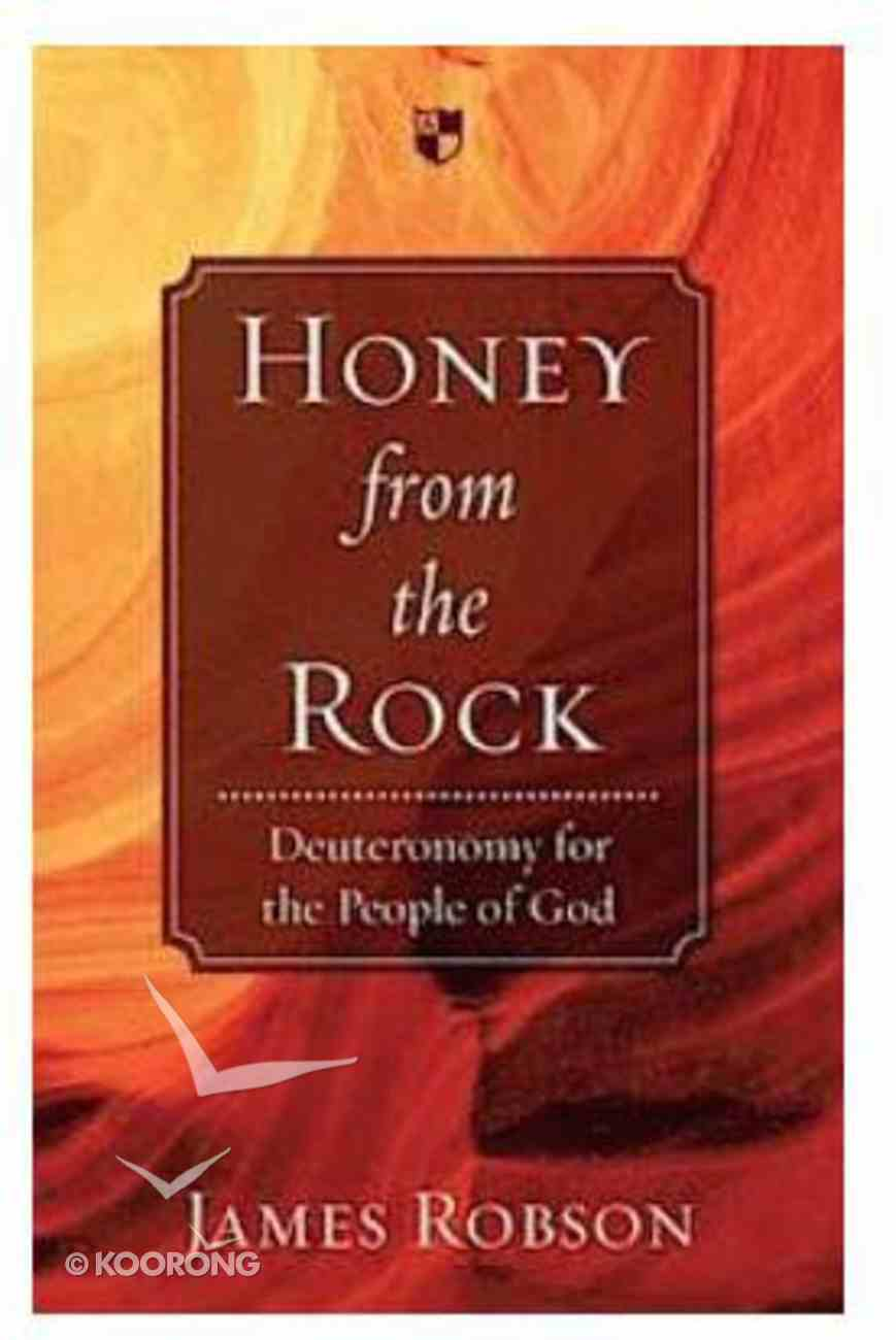 Honey From the Rock Paperback