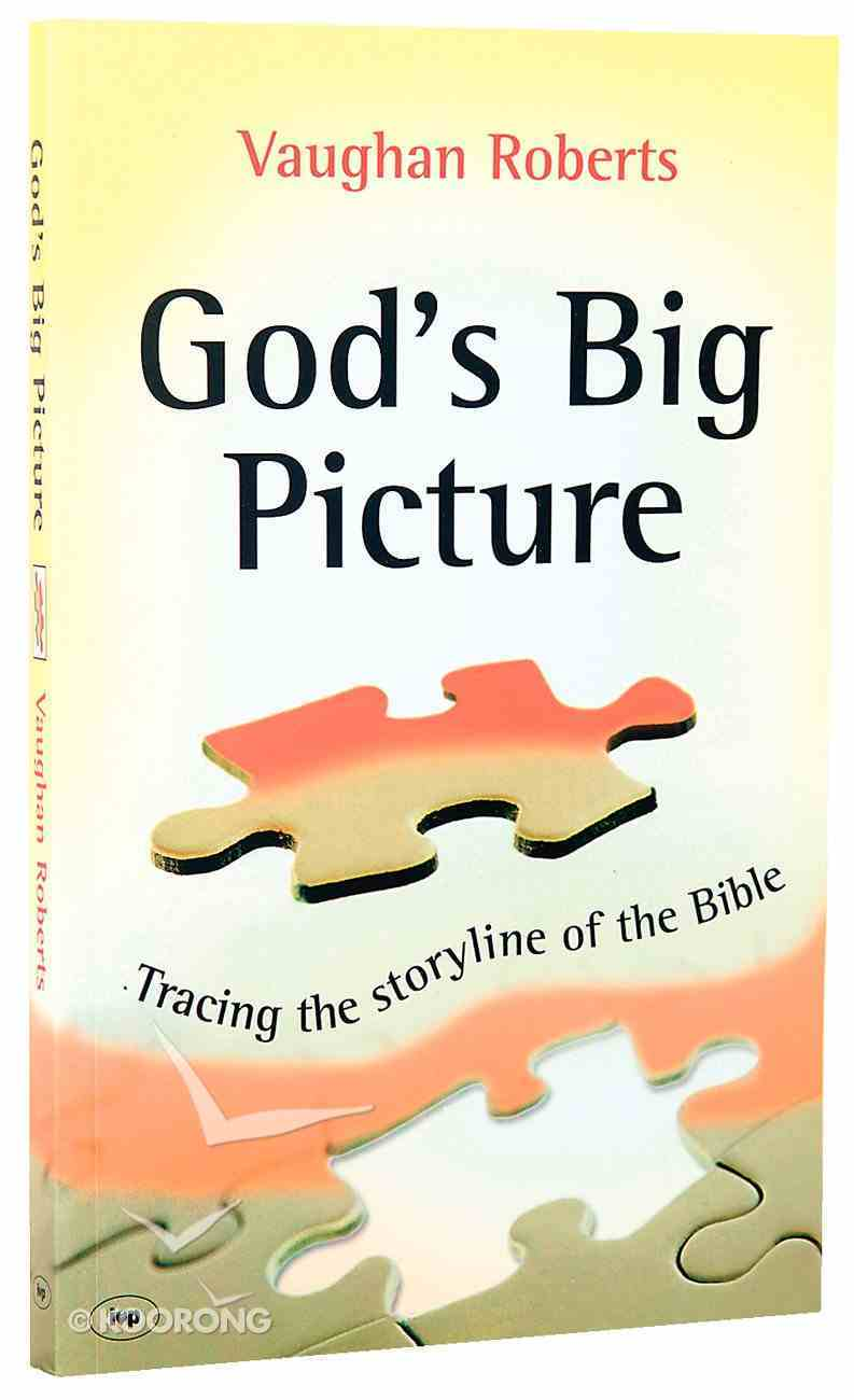 God's Big Picture (New Larger Format) eBook
