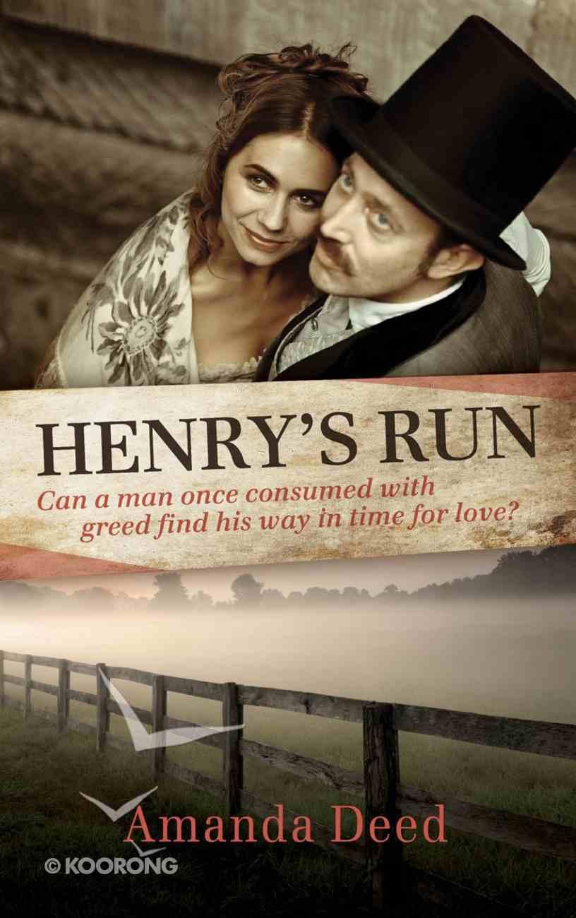 Henry's Run (#03 in Jackson's Creek Trilogy Series) Paperback