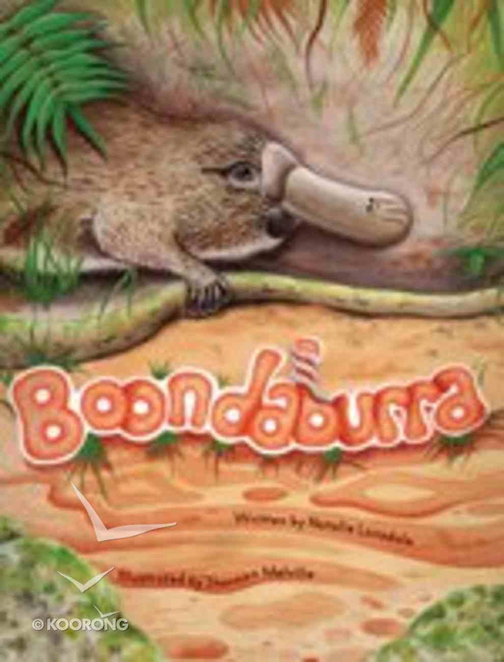 Boondaburra Hardback