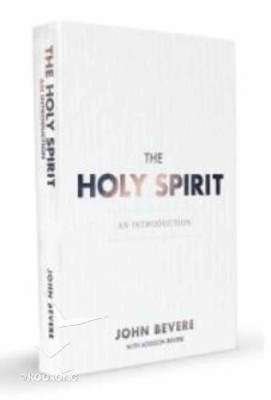 The Holy Spirit: An Introduction (Interactive Book) Paperback