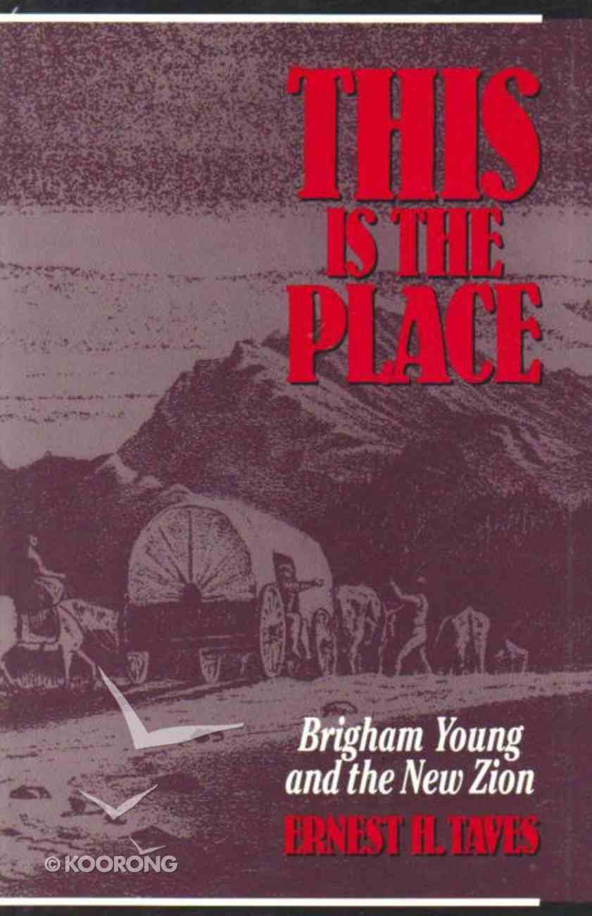 This is the Place Hardback