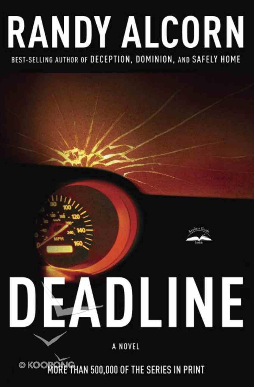 Deadline (#01 in Ollie Chandler Series) Paperback