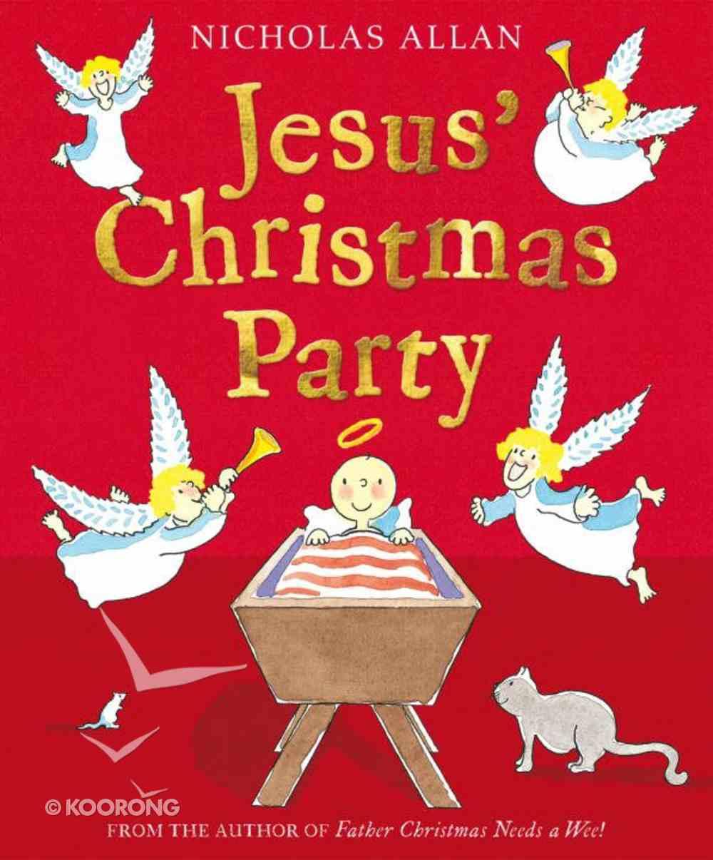Jesus Christmas Party Paperback