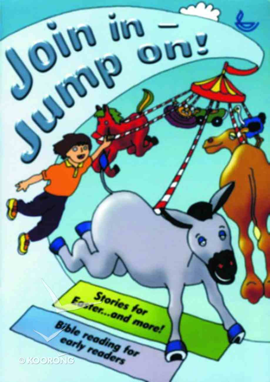 Join in - Jump On! Stories For Easter Paperback