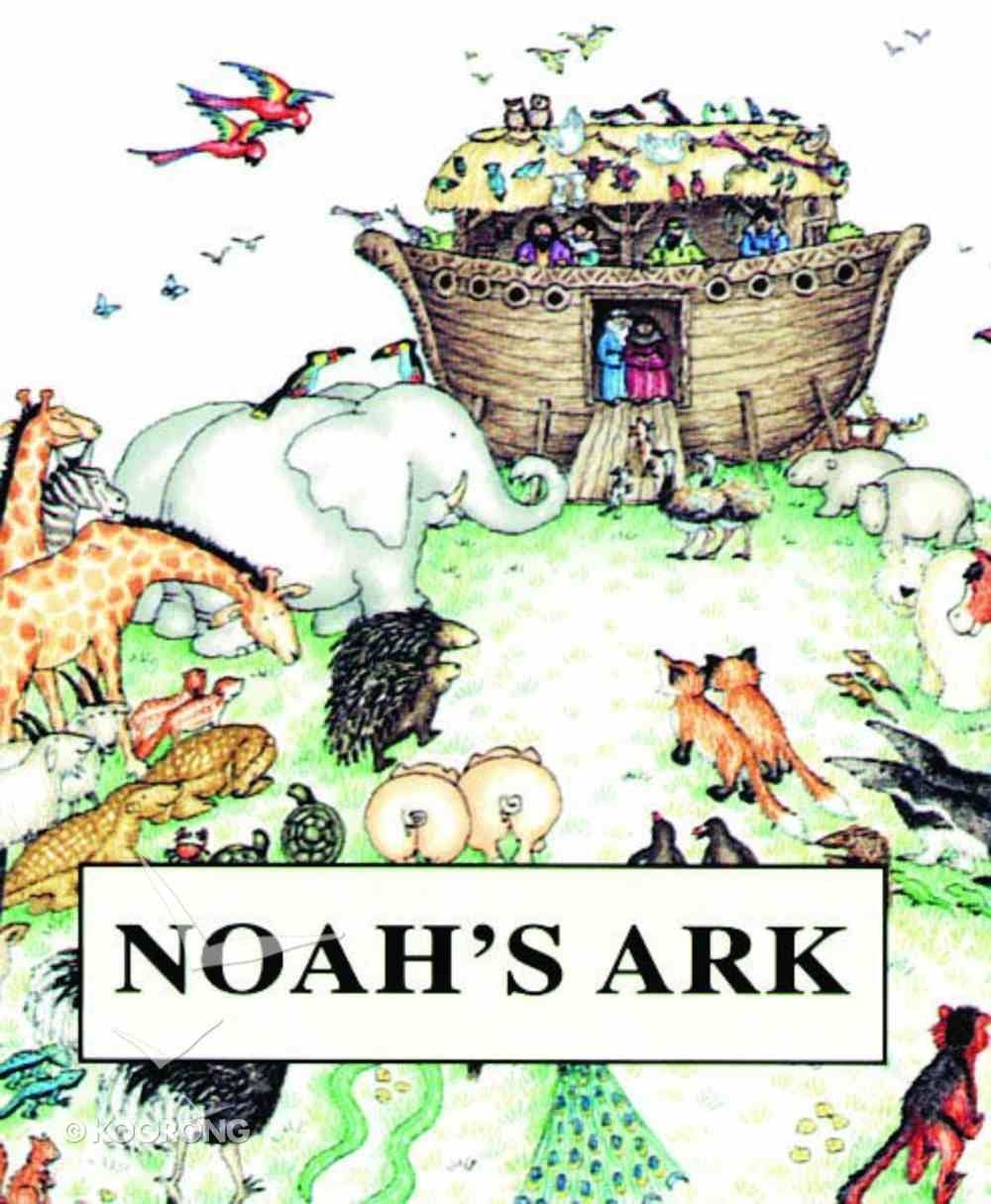 Noah's Ark (Bible Pebbles Series) Paperback