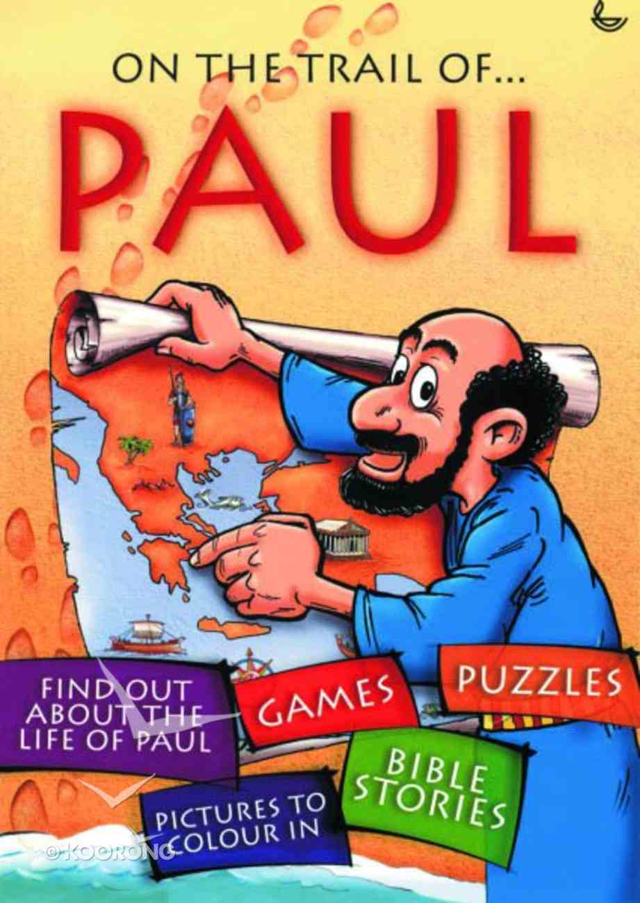 On the Trail of Paul Paperback