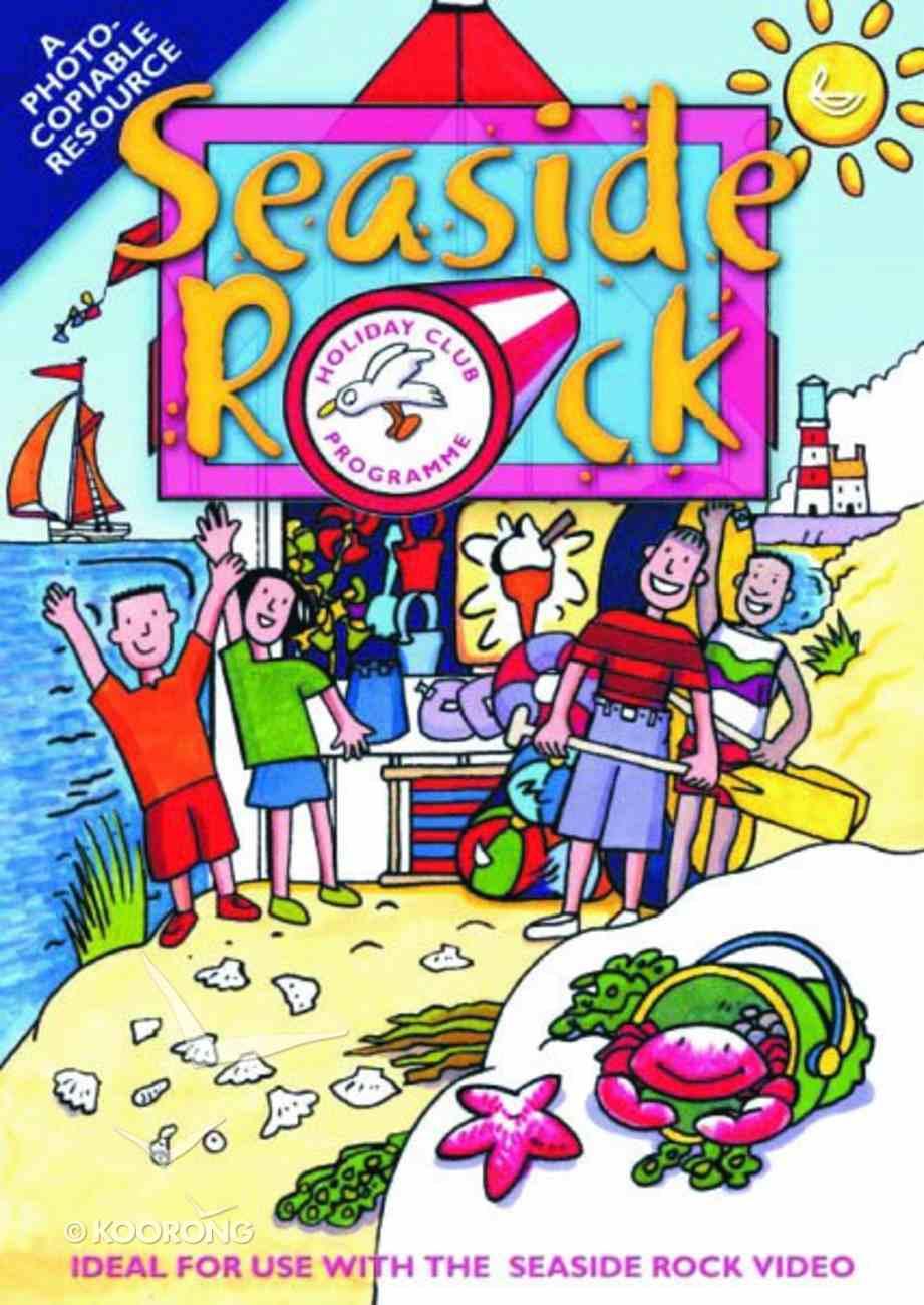Seaside Rock Paperback