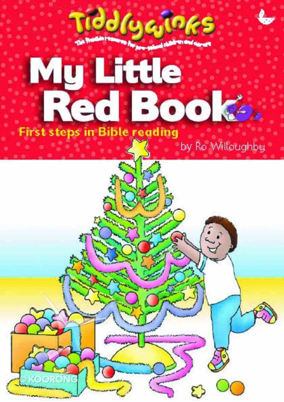 My Little Red Book (Tiddlywinks Series) Paperback