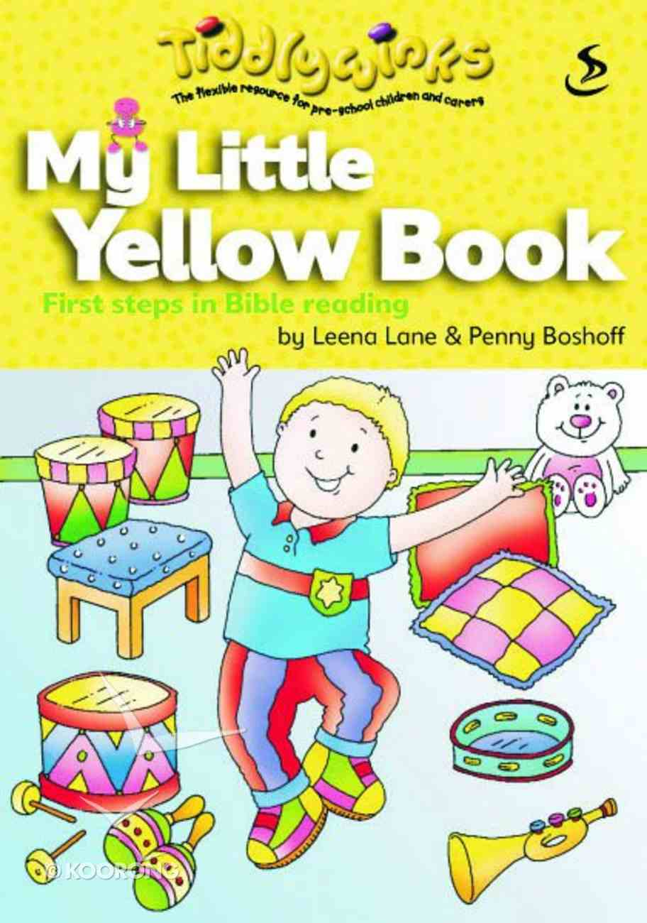 My Little Yellow Book (Tiddlywinks Series) Paperback