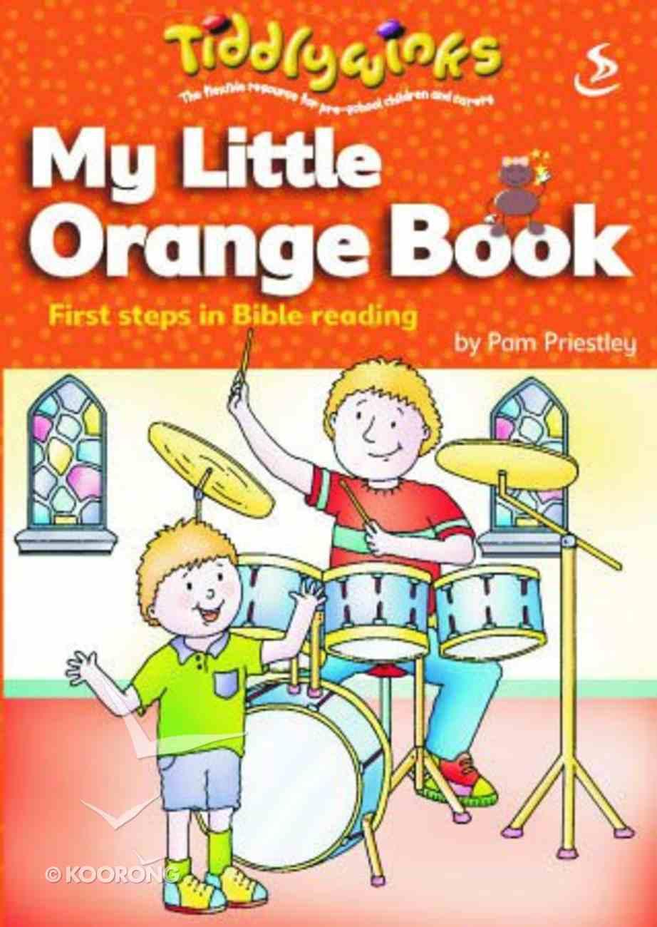 My Little Orange Book (Tiddlywinks Series) Paperback