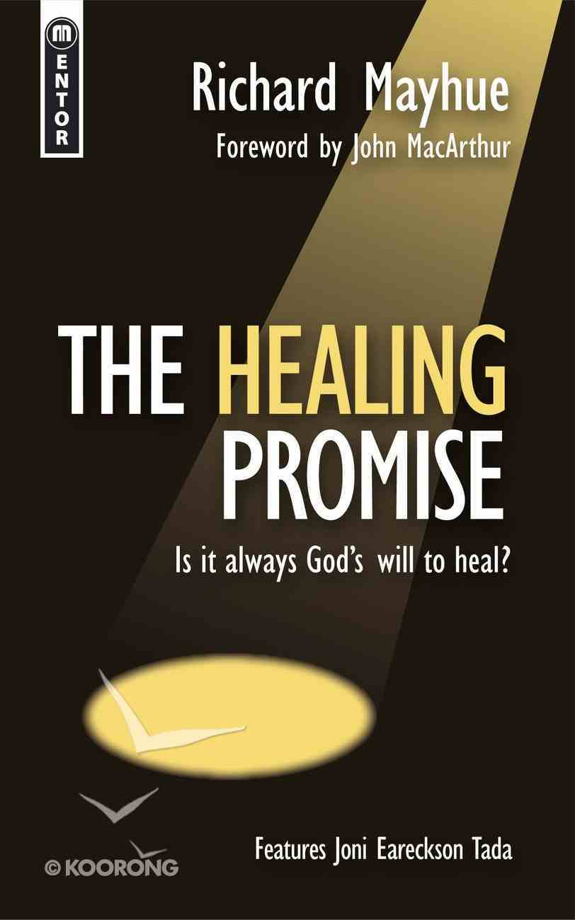 The Healing Promise Paperback