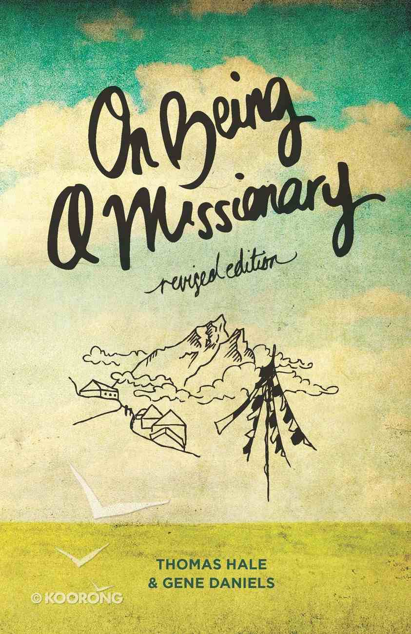 On Being a Missionary Hardback