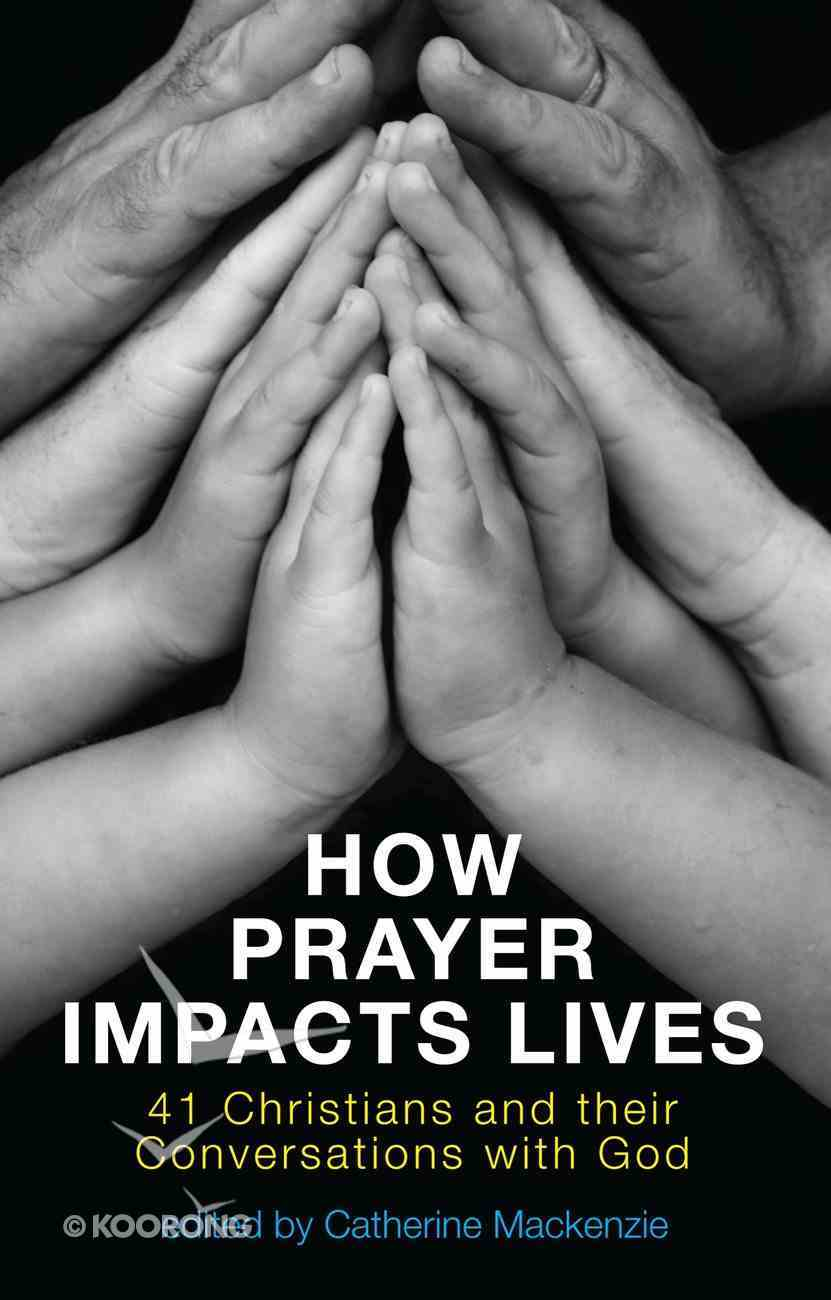 How Prayer Impacts Lives PB Large Format