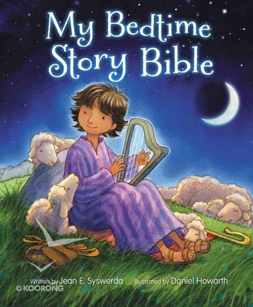 My Bedtime Story Bible Hardback