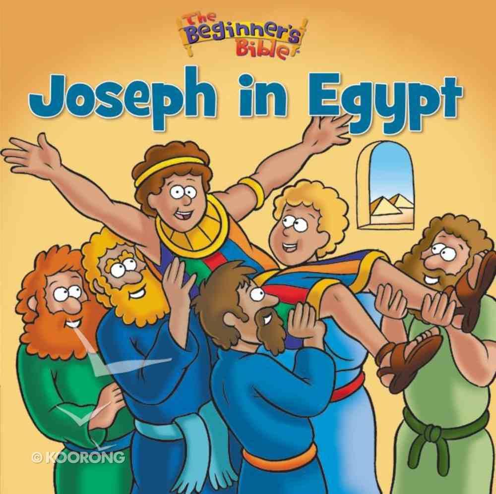 Joseph in Egypt (Beginner's Bible Series) Paperback