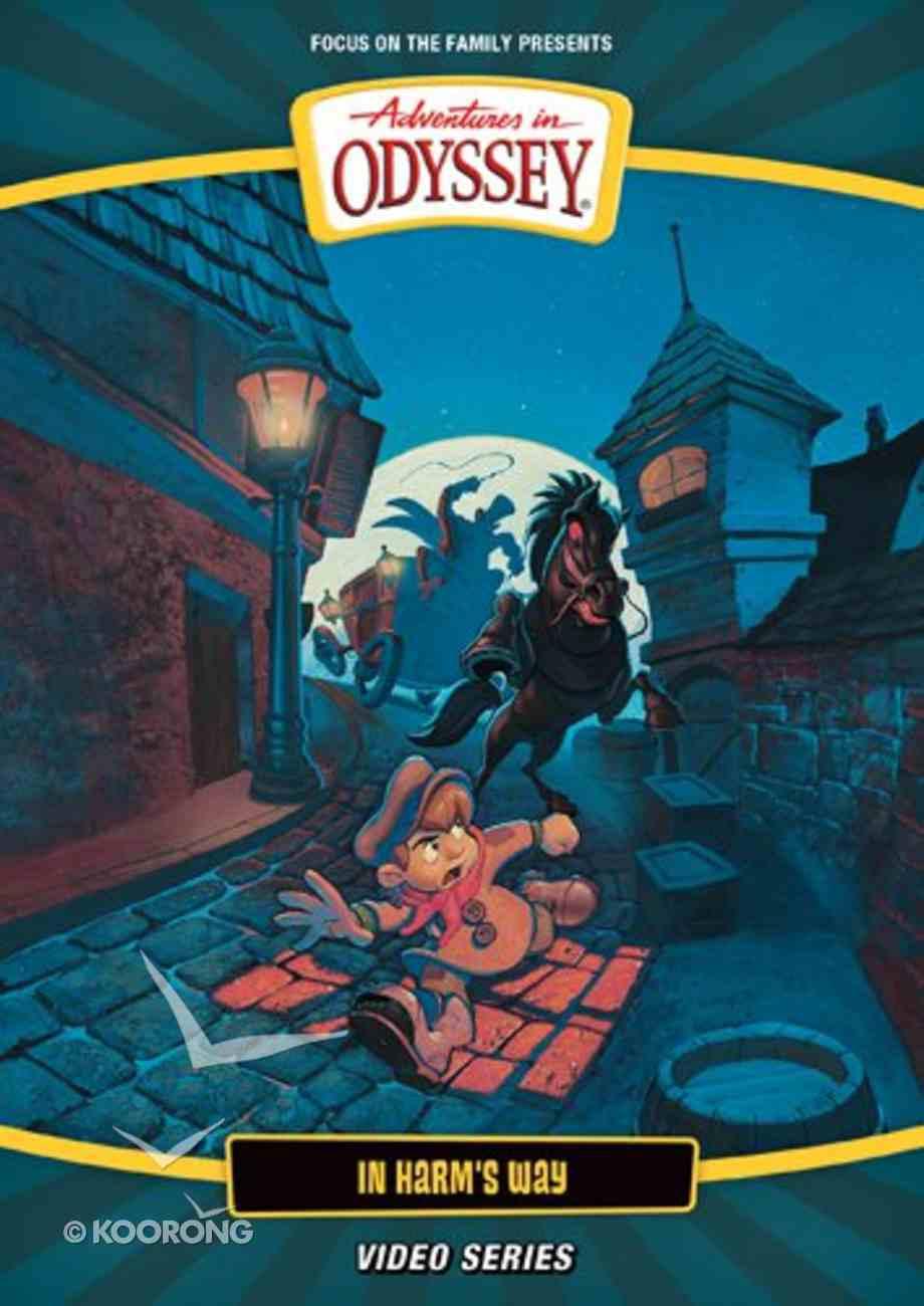 In Harm's Way (#10 in Adventures In Odyssey Visual Series) DVD