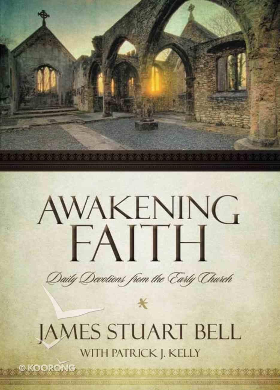 Awakening Faith Hardback