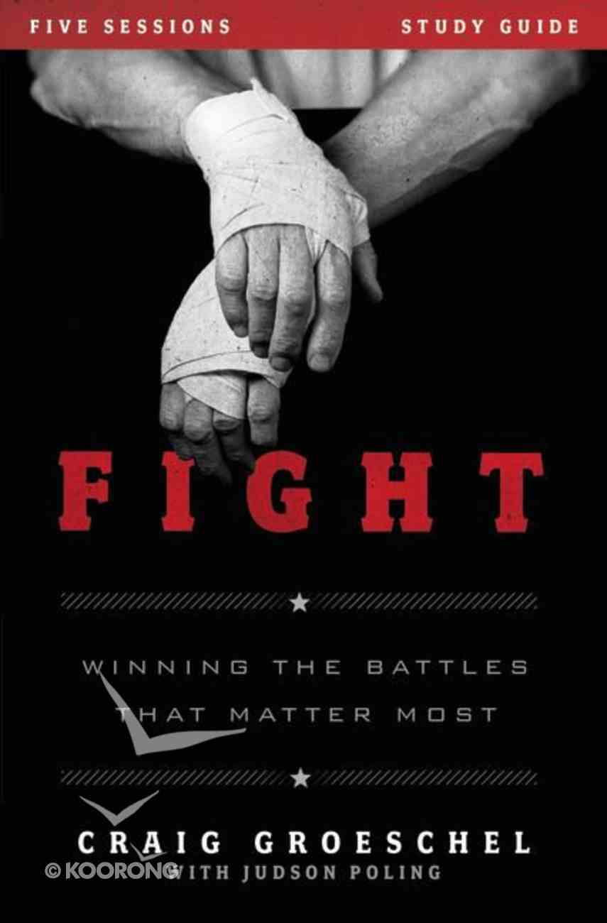 Fight (Study Guide) Paperback