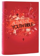 Erv Authentic Youth Bible Red image
